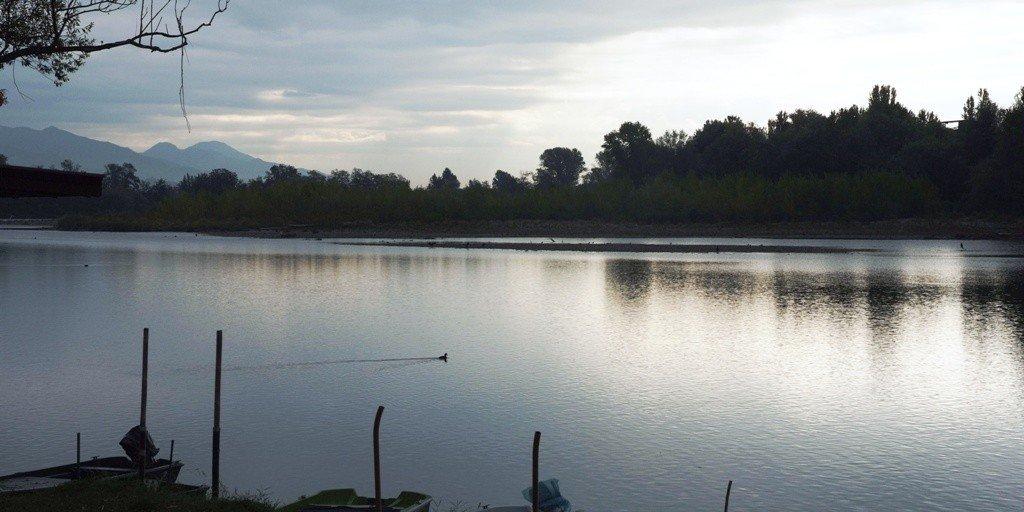 fiume a Bradiola