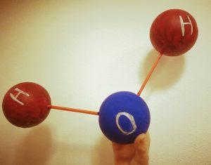 molecola acqua