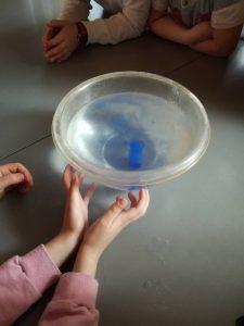 esperimento acqua