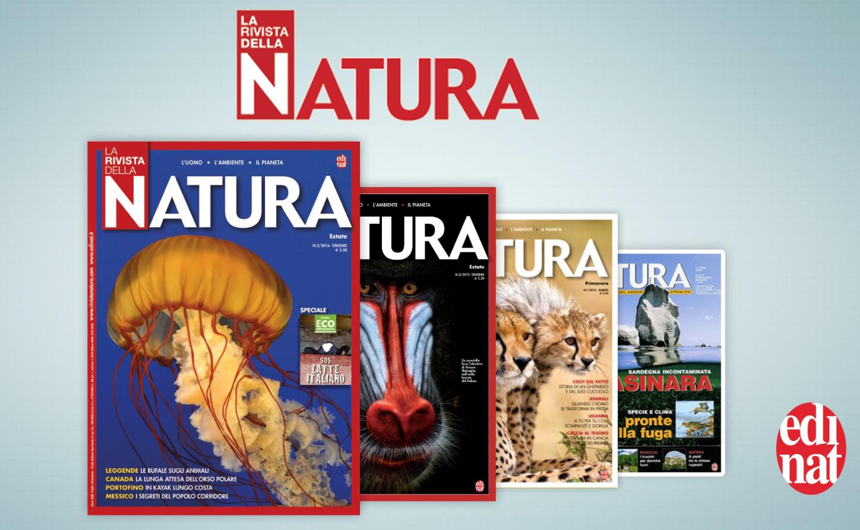 la rivista della natura